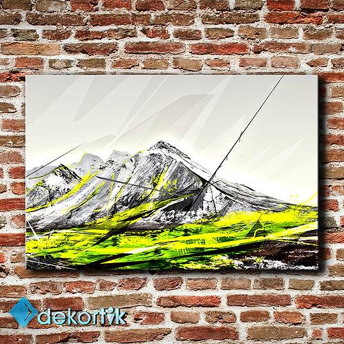 Dağlar Tablo