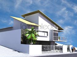 Residência em Campos Gerais - MG