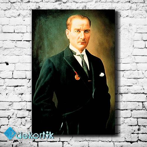 Atatürk Portre Tablo II