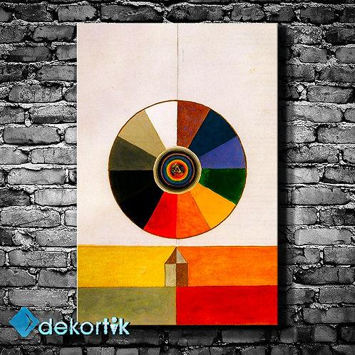 Colors Disc Tablo