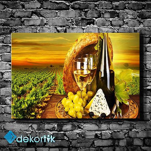 White Wine Tablo I