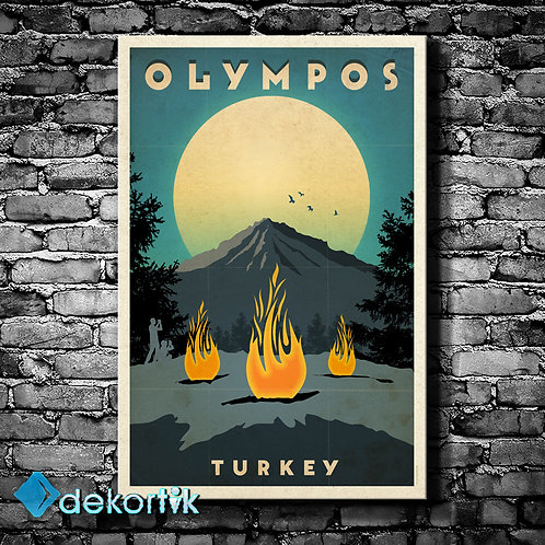 Turkey Olympos Tablo
