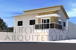 Residência em Cabo Verde - MG