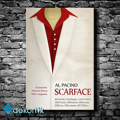 Scarface Tablo I