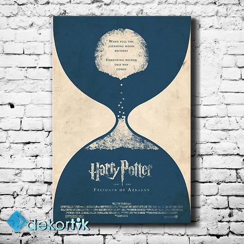 Harry Potter Kanvas Tablo