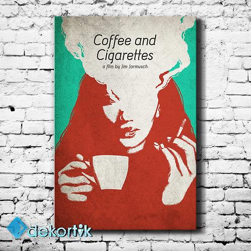Coffee and Cigarettes Tablo