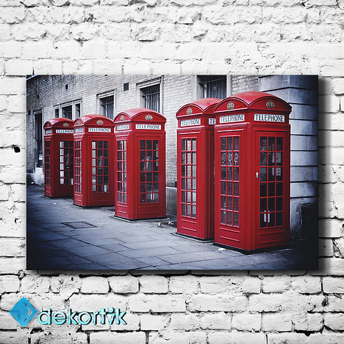 London Telephone Tablo I