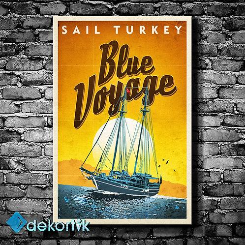 Türkiye Mavi Yolculuk Tablo