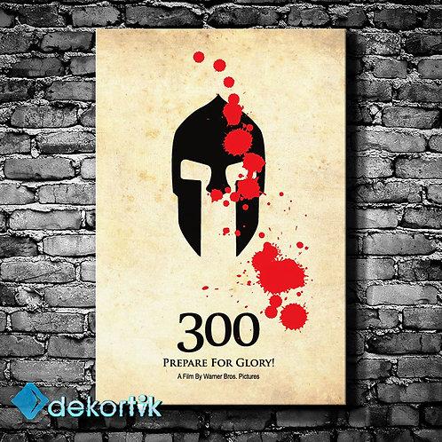 300 Spartalı Tablo