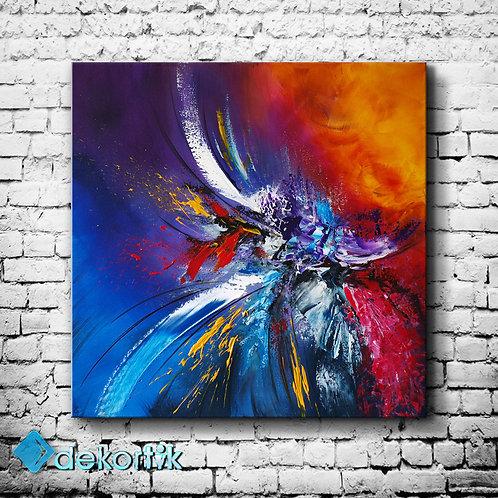 Butterfly Kanvas Tablo