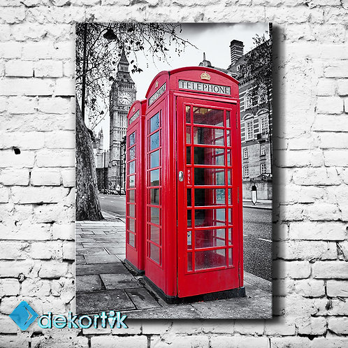 London Telephone Tablo II