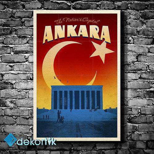 Ankara Anıtkabir Tablo