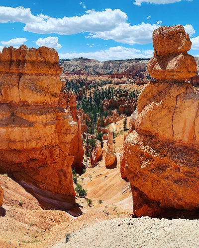 Fairyland Loop Trail / Bryce Canyon, Utah