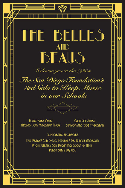 Belles And Beaus Poster