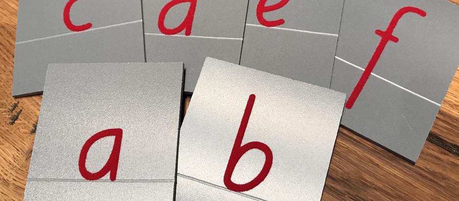 20: Unsere letzten Tastbuchstaben