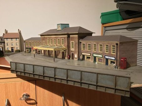 Clubhouse Re-Opening and New Layout - Modelling Progress Update 6