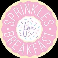 Sprinkles for Breakfast logo.