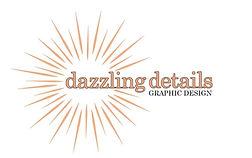 Dazzling Details Graphic Design logo.