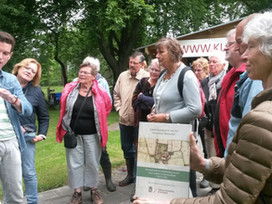 Corpus-proefwandeling succes!
