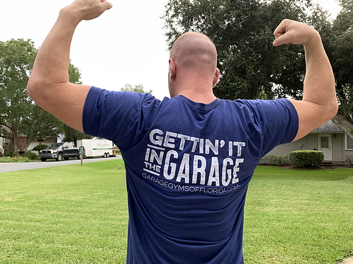 Garage Gym shirt