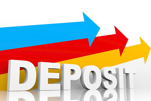 DEPOSIT PAYMENT