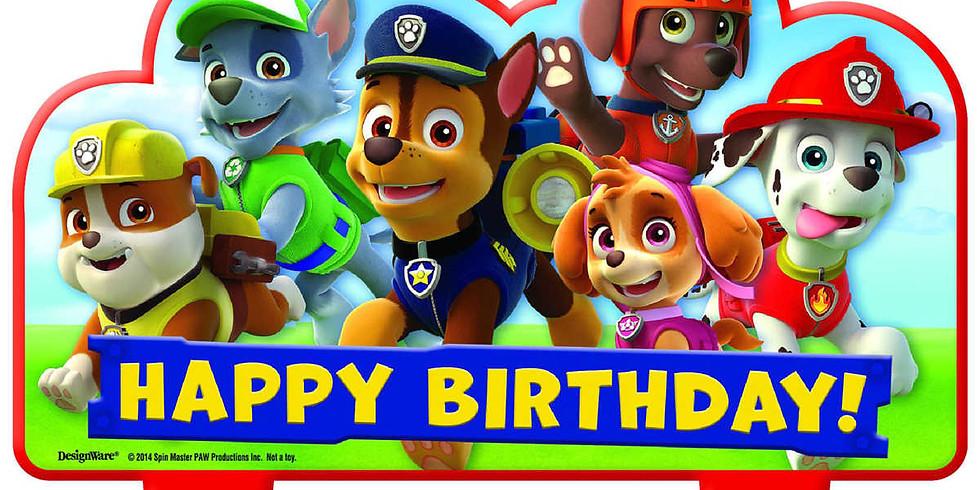 Kylen's First Birthday