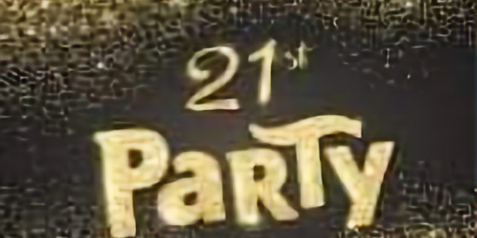 21st Birthday celebration