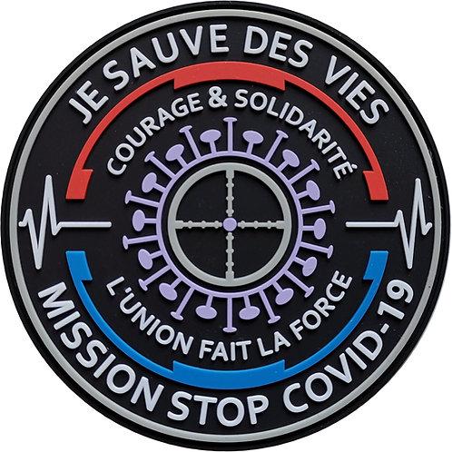 MISSION COVID - 19 - 1 - PVC