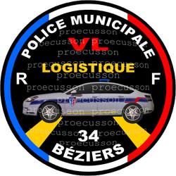 POLICE MUNICIPALE BÉZIERS VL