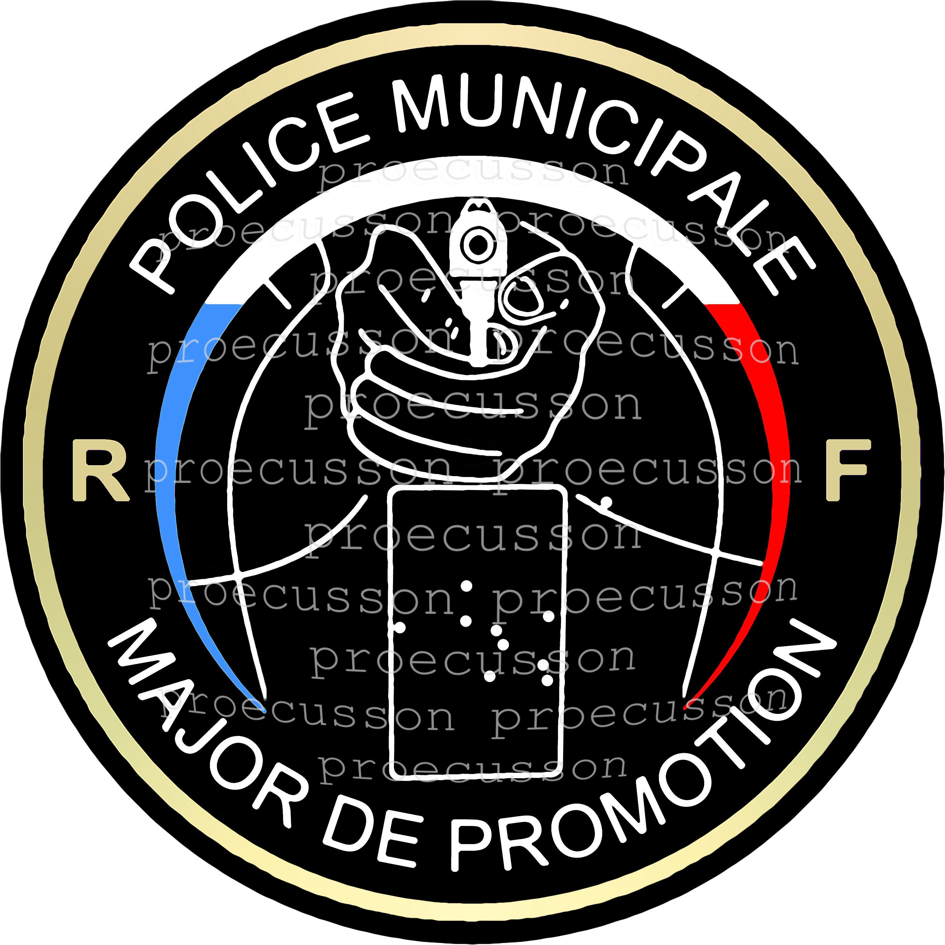 POLICE MUNICIPALE MAJOR DE PROMOTION