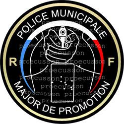 POLICE MUNICIPALE MAJOR DE PROMOTION