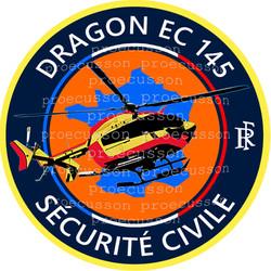 DRAGON EC 145 SÉCURITÉ CIVILE