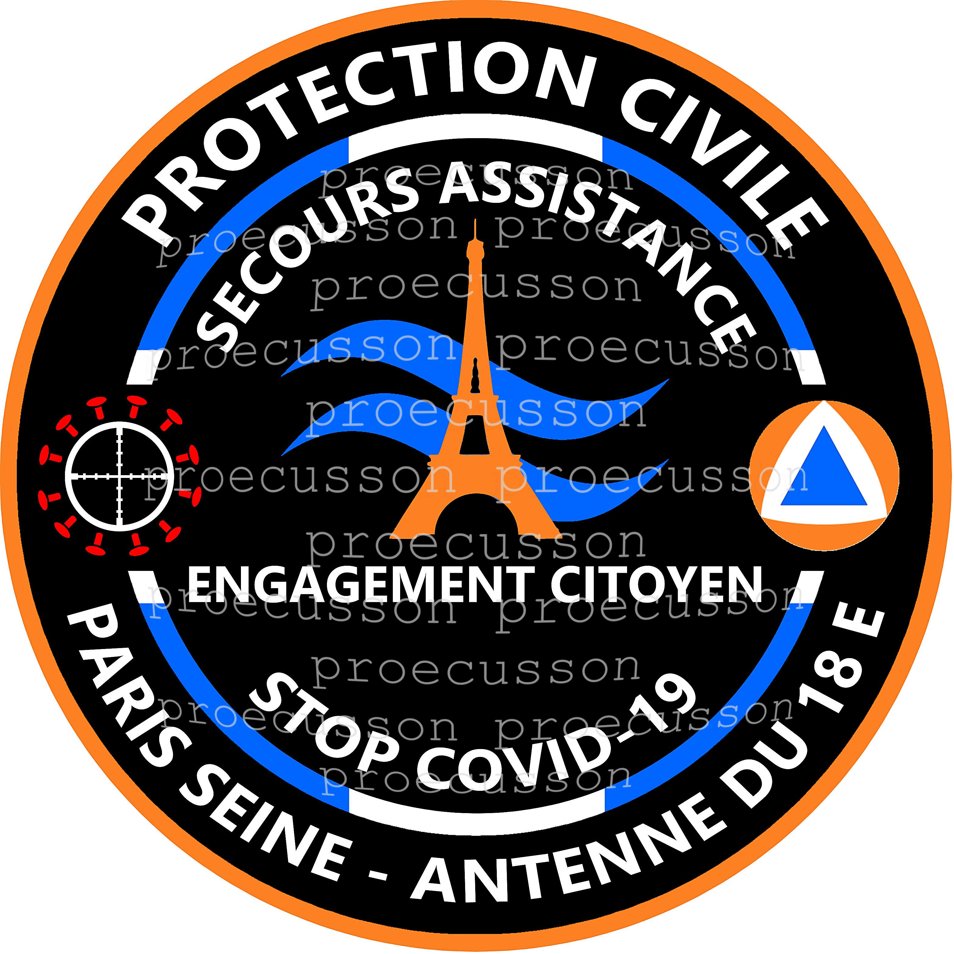 PROTECTION CIVILE PARIS SEINE