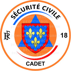 SÉCURITÉ CIVILE CADET SDIS 18