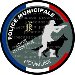 POLICE MUNICIPALE UNITÉ CYNOPHILE