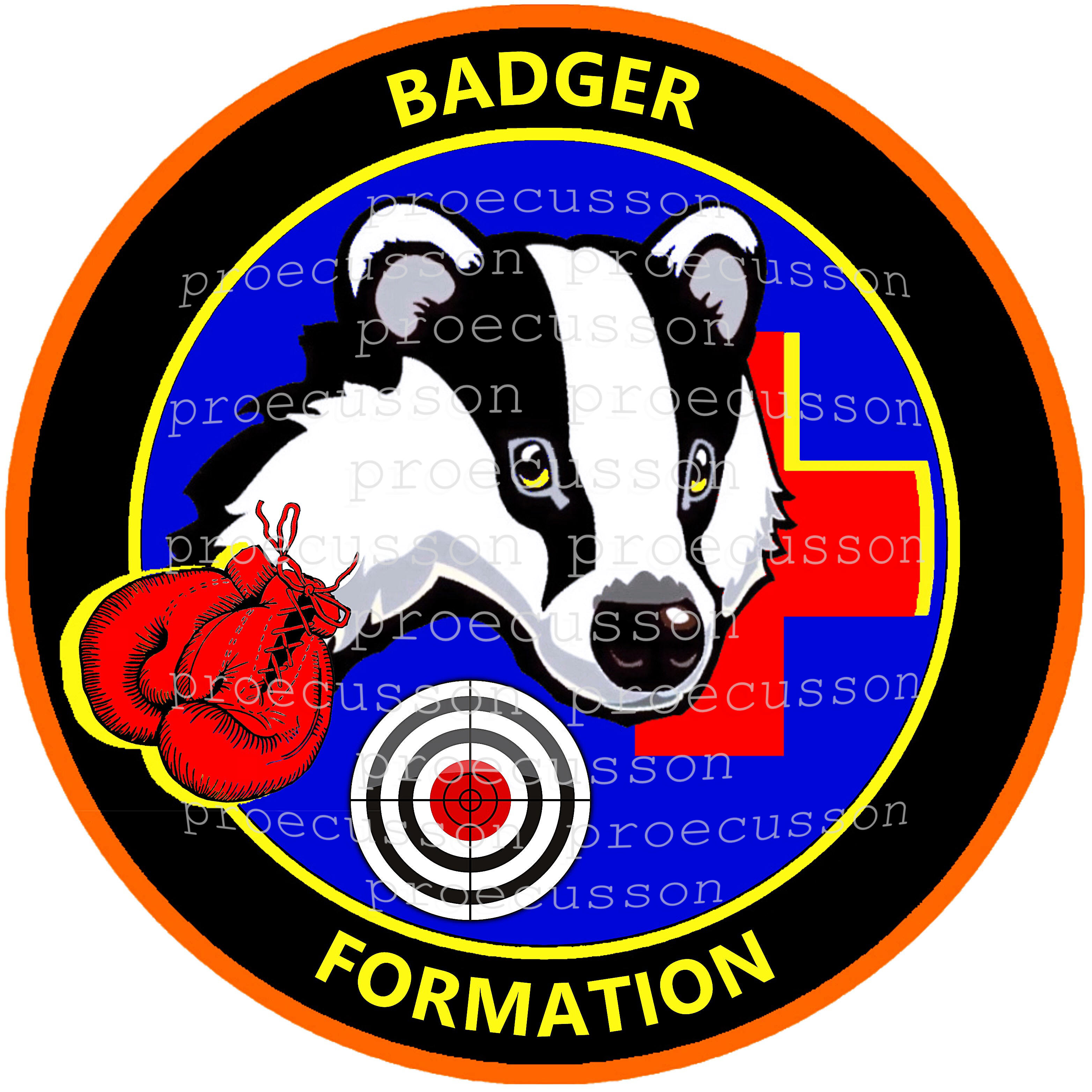 BADGER FORMATION