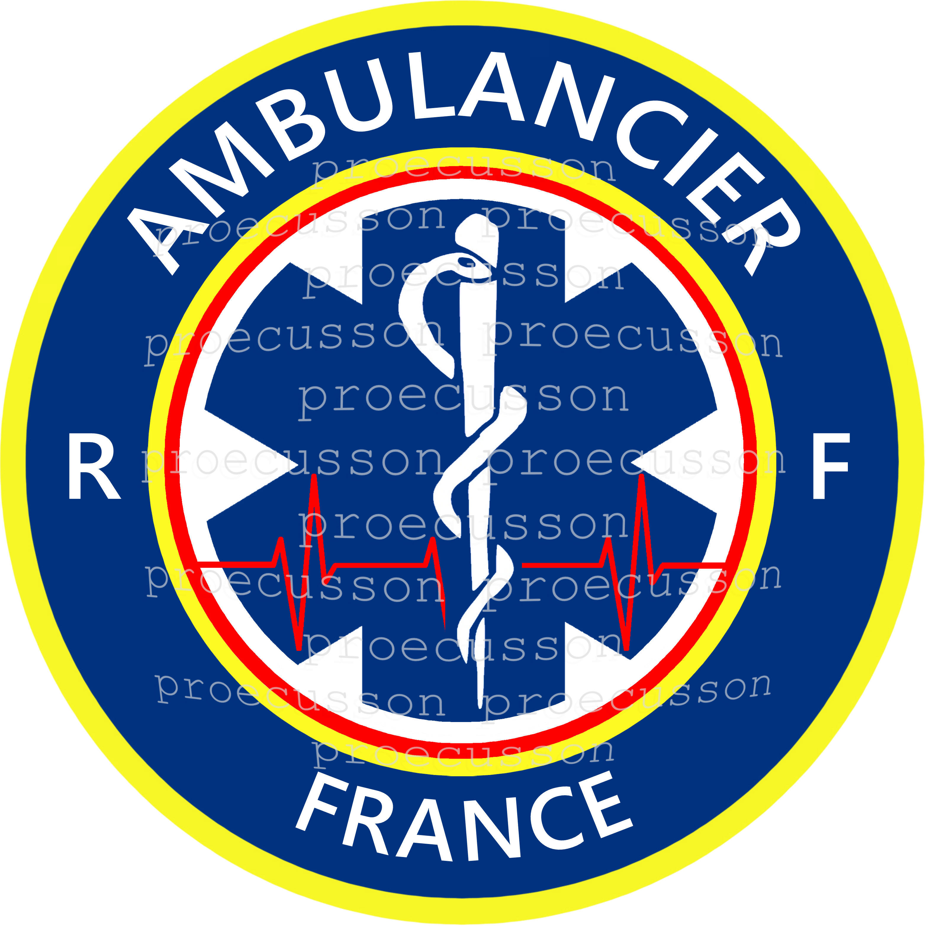 AMBULANCIER FRANCE