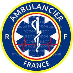 AMBULANCIER FRANCE