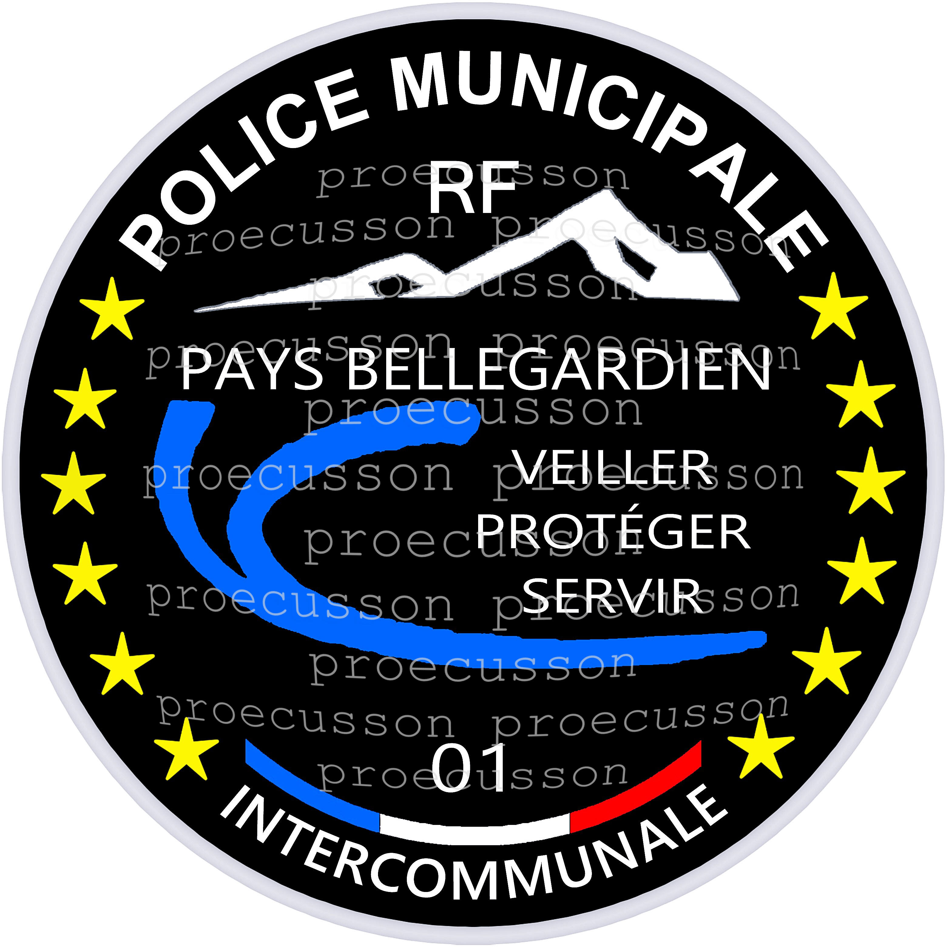 POLICE MUNICIPALE INTERCOMMUNALE PAYS BELLEGARDIEN