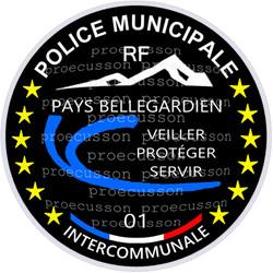 POLICE MUNICIPALE INTERCOMMUNALE PAYS BELLEGARDIEN