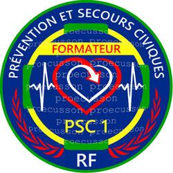 PRÉVENTION ET SECOURS CIVIQUES FORMATEUR PSC1