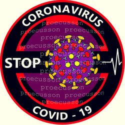 CORONAVIRUS STOP COVID-19
