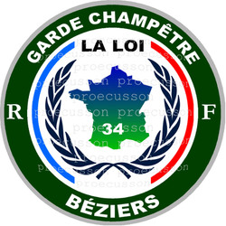 GARDE CHAMPÊTRE BÉZIERS