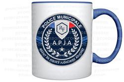 MUG POLICE MUNICIPALE APJA