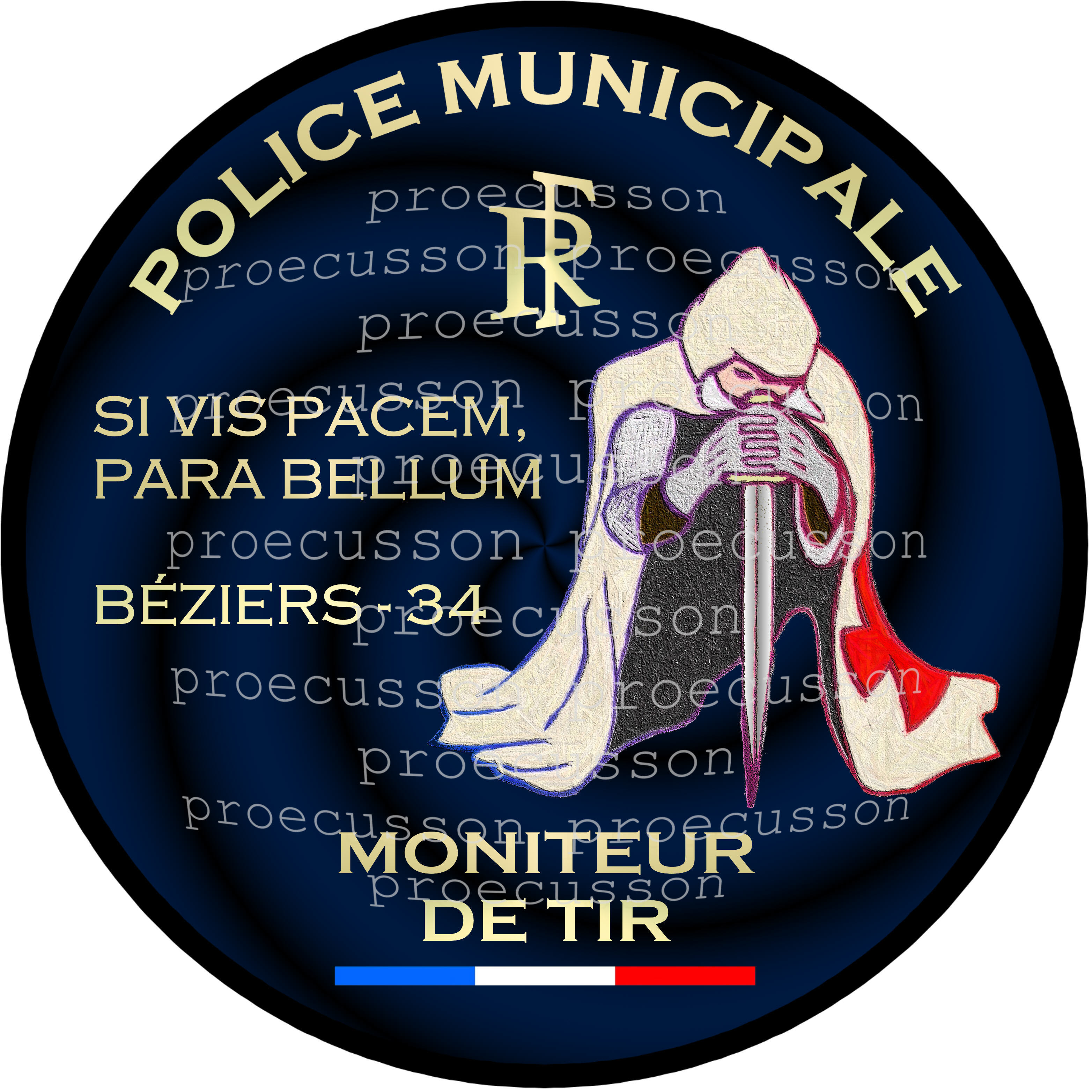 POLICE MUNICIPALE BÉZIERS MMA