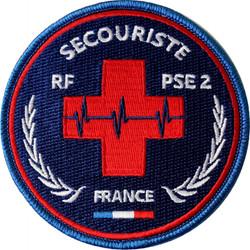 ÉCUSSON SECOURISTE PSE2