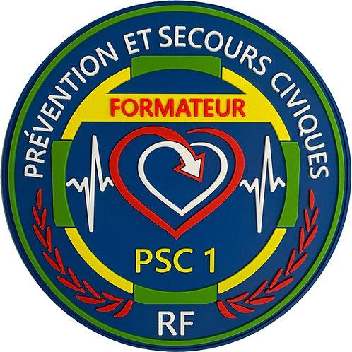 1S FRANCE FORMATEUR PSC1 - 1 - PVC