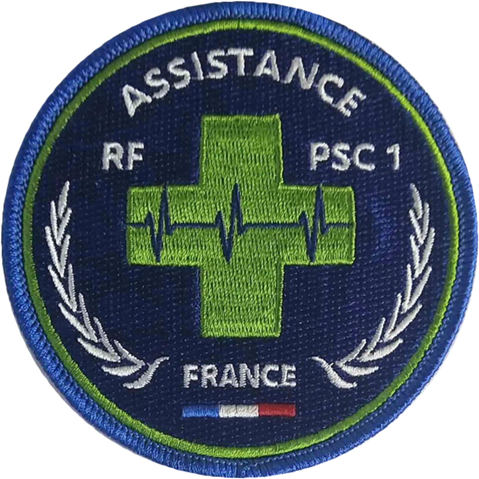 ÉCUSSON ASSISTANCE PSC1