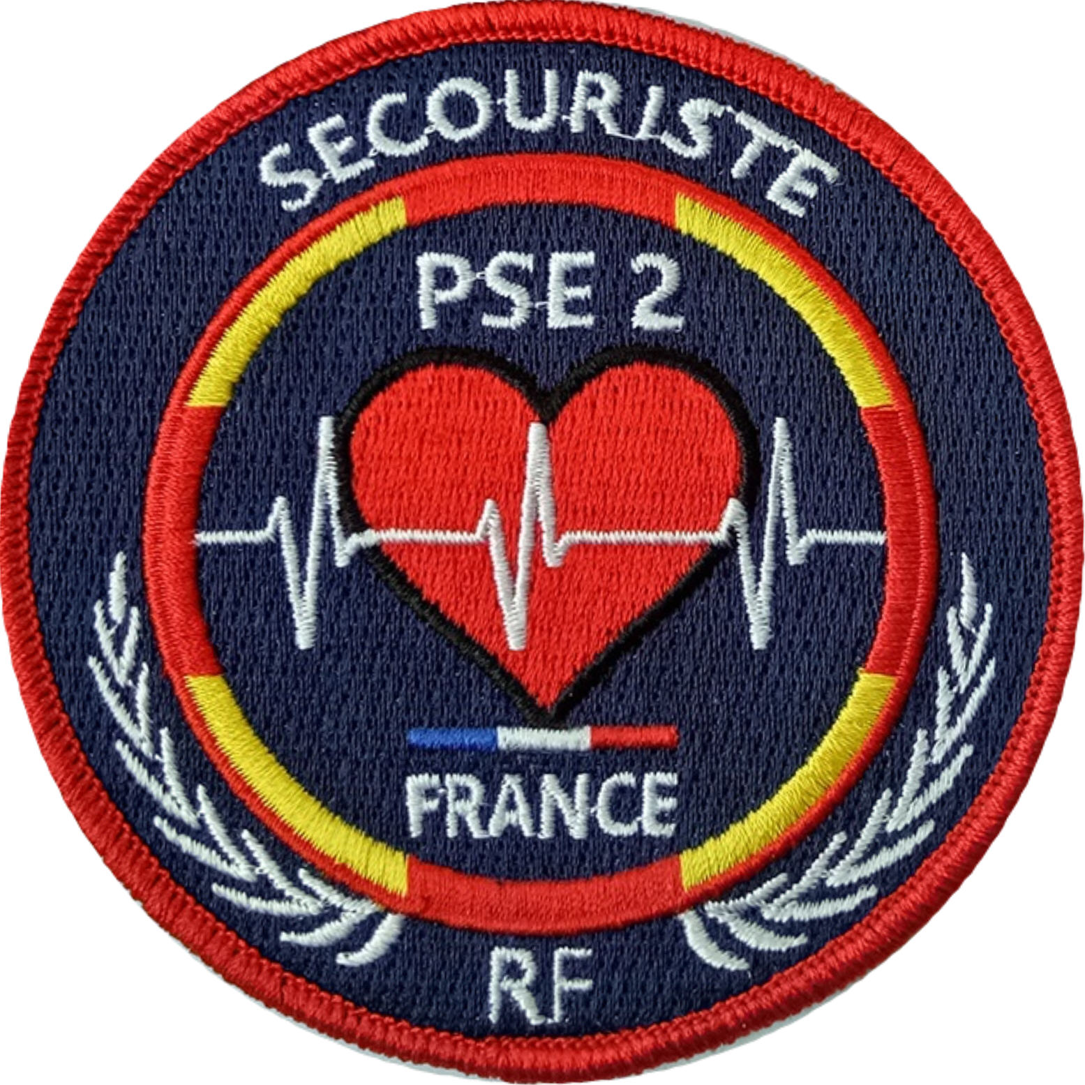 ÉCUSSON SECOURISTE PSE2