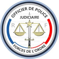 OPJ FORCES DE L'ORDRE